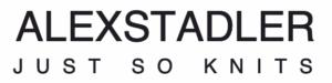 ALEXSTADLER JUST SO KNITS Logo